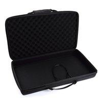 сумка для s2 оптовых-Новейший Защитный Чехол Eva Hard Travel Box Коробка Сумка Чехол Для Родных Инструментов Traktor Kontrol S2 Mk3 Dj Контроллер