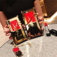 celular preto venda por atacado-Vermelho preto tpu bumper phone case para iphone xs max / xr x 8/7/6 além de telefone tampa traseira à prova de choque corpo inteiro proteger cellphone shell