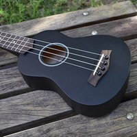 Wholesale guitar hawaii resale online - 21 Inch Basswood Ukulele Musical Instruments Light Weight Small Body Hawaii Guitar for Ukulele Lovers