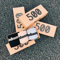 socken großhandel-SAASON 6 CALABASAS Socken Mens Womens Skateboard Streetwear Strümpfe über Söckchen KANYE WEST Hip Hop Brief Print Socken