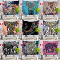 jupes de nappe achat en gros de-Mandala Tapisserie Tapisserie murale été indien été Beach jupe enveloppée nappes Tapisserie style bohème serviette de plage dortoir draps