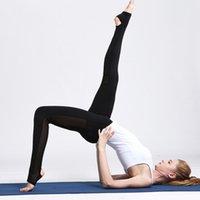 medias de fitness para mujer al por mayor-Nuevo diseñador para mujer pantalones de verano de secado rápido ajustados pantalones de yoga para mujeres moda deportes fitness sexy pantalones delgados
