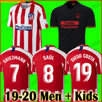 Wholesale Atletico Madrid Jerseys For Resale Group Buy Cheap