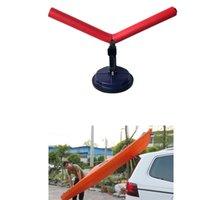 багажник для автомобиля оптовых-Deluxe Car Roof Rack Carrier Инструмент для облегчения загрузки груза для каяка, каноэ, доски для серфинга Stand Up Paddleboard