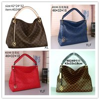 Wholesale tag 45 for sale - Group buy Hot Sell Classic Fashion Bags Lady Shoulder handbag bag women Totes bags with tag and dust bag colors for pick