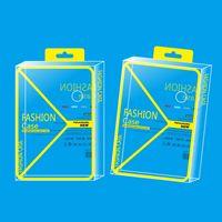 ipad mini paketi toptan satış-PVC Plastik Perakende Paket Ambalaj Kutusu PU Deri Kılıf ipad Mini 234 için Yeni ipad 9.7 2017 2018 23456 Air2