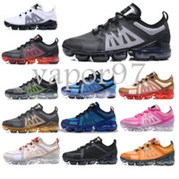 Wholesale maxs shoes resale online - With box high quality designer mens sneakers men fly maxs women Fashion luxury Wave Runner sports shoes knit Air Running Sneakers
