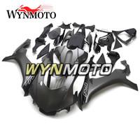 yamaha r1 verkleidungen matt großhandel-Motorrad-Verkleidungen für Yamaha YZF 1000 R1 2015 2016 Kunststoff-Einspritzung Matte Gray Motorrad-Motorhauben Abdeckungen