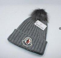 klasik erkek ceketi toptan satış-YENİ Kış unisex Fransa Ceket marka erkekler moda örme şapka klasik spor kafatası Kadın açık havada rahat adam Kadınlar beanies kapakları Caps