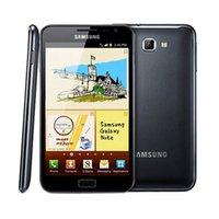 андроид для мобильного телефона оптовых-Оригинальный Samsung Galaxy Note i9220 n7000 Dual Core 5.3 '' Android 2.3 отремонтированный сотовый телефон 8MP Wi-Fi GPS 1G RAM 16G ROM