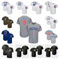 Wholesale kyle schwarber jerseys for sale - Group buy Chicago Custom Cubs Jersey Javier Baez Bryant Rizzo Kyle Schwarber Jason Heyward Albert Almora Jr Ben Zobrist Addison Russell