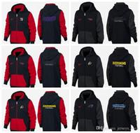 ingrosso tipo felpe-New Type Guard Clothes del 2019 maglione con cappuccio nero e rosso New York Arizona Oakland Carolina Raiders Cardinals Giants Panthers