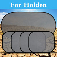 Wholesale cruze car resale online - Car Sunshade Rear Window Side Cover Mesh Shield Screen Film For Holden Barina Calais Caprice Commodore Cruze Monaro Statesman