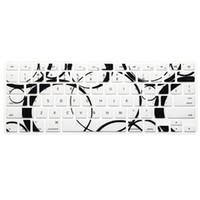 tastaturbezüge zubehör großhandel-Weiches Muster Silikon-Tastatur-Abdeckungs-Fall schützen Haut für MacBook Pro 13-15 Toetsenbord-Abdeckungs-Laptopzusätze
