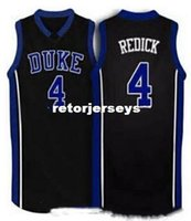 Wholesale throwback basketball shorts for sale - Group buy Factory Outlet JJ Redick Duke Blue Devils blue white black Basketball Jersey Throwbacks Stitched Jerseys Customized Any Name And Number