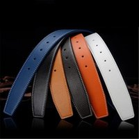 Wholesale real leather belts women resale online - 2019 Luxury Designer Of Mens And Women Belt With Fashion Big Buckle Real Leather Top Designer High Quality Luxury Belts With Box