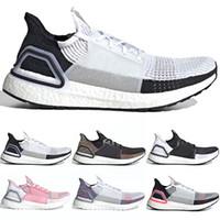 Wholesale pixel size for sale - Group buy 2019 Ultra Boost Men Women Running Shoes Ultraboost Laser Red Dark Pixel Core Black Ultraboosts Designer Sport Sneaker Size