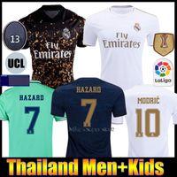 usa futbol forması kiti toptan satış-2020 TEHLİKESİ camiseta de fútbol 2019 2020 VINICIUS ASENSIO futbol forması çocuklar camisa de futebol 19/20 real madrid ev futbol formaları 2019