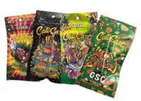 pochette d'emballage de vente au détail achat en gros de-vides calicarts vape cartouche sac d'emballage 1 gramme cali charrettes poche ziplock emballage de détail e cigarette accessoires