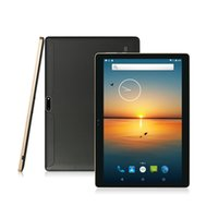tablette pc android 5.1 großhandel-10,1 Zoll entsperrt 3G IPS Quad Core 16 GB ROM 1 GB RAM Android 5.1 Tablet PC