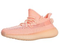 Wholesale sneakers boys orange for sale - Group buy Kenye West V2 Orange Powder Sneaker for Men s Static Sneakers Mens Kanyewest Reflective Sports Shoes Women s Running Shoe Womens Trainers