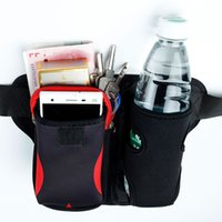 Wholesale baseball equipment for sale - Group buy Sports Chest Pocket Running Inclined Shoulder Bag Invisible Kettle Storage Waist Pack Multifunctional Camping Equipment Hot Sell zy O1