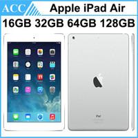 Wholesale retina tablet for sale - Refurbished Original Apple iPad Air iPad WIFI Version GB GB GB GB inch Retina IOS Dual Core A7 Chipset Tablet PC DHL