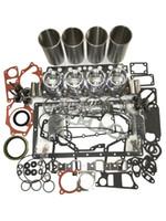 Wholesale komatsu for sale - Group buy 4D95L Engine Rebuild kit with valves For KOMATSU Engine Parts Dozer Forklift Excavator Loaders etc engine parts kit