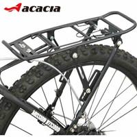 ingrosso v rack-Nuova lega di alluminio 25kg V freno / freno a disco posteriore della bici della bicicletta della cremagliera sede Rack 10361