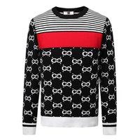 ingrosso cappuccio mens bianco cardigan-off con cappuccio bianco del maglione Felpa Mens di lusso maglione Maglia a manica pullover di marca Medusa cappuccio Streetwear 13-Givenchy Moda Sweatershir