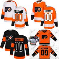 00 Gritty Jersey Philadelphia Flyers 2019 Stadium Series Claude Giroux Jakub  Voracek Sean Couturier Carter Hart Travis Konecny Brian Elliott 3a5f00149