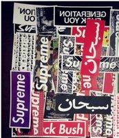 styles auto aufkleber graffiti großhandel-33 stile Retro Stil Aufkleber Graffiti Reise Lustige JDM Aufkleber für DIY Aufkleber auf Koffer Gepäck Laptop Fahrrad Skateboard Auto