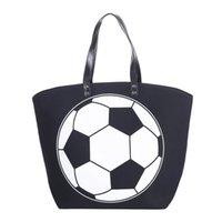 material de voleibol al por mayor-Baloncesto alta calidad Fútbol Voleibol Béisbol Rugby bolsa de asas del bolso de la señora del diseñador para las mujeres con 20 l