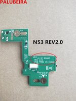 Wholesale board asus for sale - Group buy PALUBEIRA NEW DC Power Jack IN Borad USB board For Asus N53SN N53J N53S N53SV N53T N53D N53 DC JACK CHARGING BOARD