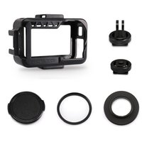Wholesale boots camera resale online - Rabbit Cage Expansion for DJI OSMO ACTION Dajiang Camera Cold Boots Combination Accessories
