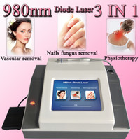 Wholesale high energy for sale - Portable spider vein removal machine nm diode laser varicose veins vascular removal machine nm Wavelength high energy W beauty