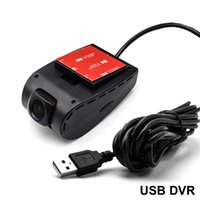 Wholesale camera pc record for sale - Group buy Car DVR Camera USB DVR Camera for Android Car PC Driving recorder