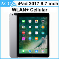 Wholesale tablet 2g rom resale online - Refurbished Original Apple iPad inch th Gen WIFI Cellular A9 Chipset Dual Core GHz GB RAM GB GB ROM Tablet PC DHL