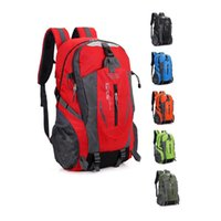 Wholesale backpacks for bike resale online - 40L Backpack Outdoor Sport Backpack Mountaineering Pack Men and Women Leisure Travel L for Mountain Bike