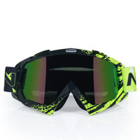 Wholesale woman cycling helmets resale online - Motocross Goggles Glasses Oculos Cycling MX Off Road Helmet Ski Sport Gafas For Motorcycle Dirt Bike Racing Goggles