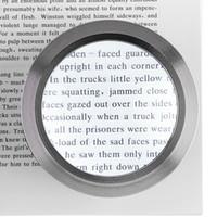 ingrosso lente antica-5X Desktop Cylinder K9 Lenti lente d'ingrandimento Lente d'ingrandimento con 3 luci a LED per visualizzazione / lettura / identificazione di gioielli antichi