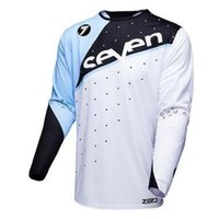 Wholesale bike jersey mtb downhill for sale - Group buy 2019 MTB Off road long motorcycle Seven motocross jersey downhill camiseta ropa mtb mountain bike shirt equipement moto cross D