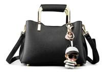 Wholesale beaded embroidery bag resale online - 2019 Ruil Women Color splicing Little bee Bags Fashion Zipper Designer Handbag Casual Shoulder Messenger Bag New Sac Femme handbags bags B08