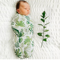 vente de bain pour bébé achat en gros de-Vente chaude Couvertures De Bébé Nouveau-Né Photographie Accessoires Doux Swaddle Wrap Coton Bio Literie De Bébé Serviette De Bain