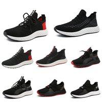 estilo atlético dos homens venda por atacado-2020 homens tênis Triplo Black Red White Chaussures mens formadores Moda exterior Atlético Sport Sneakers vintage 39-44 Estilo 4
