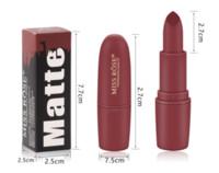 Wholesale light purple lipstick resale online - Factory DHL Hot Brand Lipstick Color Dumb Photon Warhead Cheap Cosmetics Original Single Beauty Miss Ross Lipstick