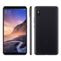 minha tela venda por atacado-Versão Global 4 GB 64 GB Xiaomi Mi Max 3 4G LTE Octa Núcleo Snapdragon 636