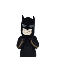 máscara de herói negro venda por atacado-Máscaras de cabeça de herói cor preta Batmen Máscaras de rosto de Design mais recentes Cabeça de mascote de animais Máscaras de cabeça