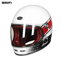 beon capacete novo venda por atacado-2018 novo BEON B-510 capacete Da Motocicleta com ECE aprovado capacete moto modular casco de moto capacete capacetes face cheia moto2018 novo BEON