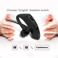 Wholesale bluetooth headsets for sale - Group buy V8 Universal Sport Bluetooth headphone Headset CSR Business Stereo Earphones With Mic Wireless Voice Earphone with retail Package